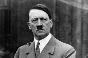 Hitler Stache